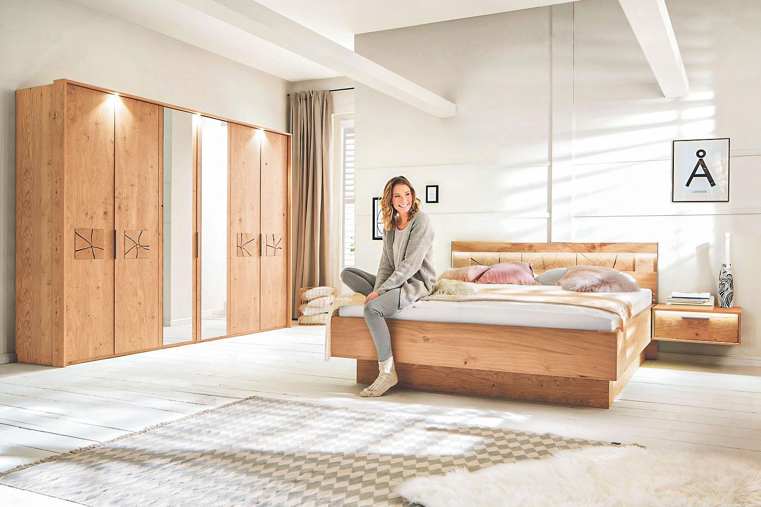 Schlafzimmer Canada 101008