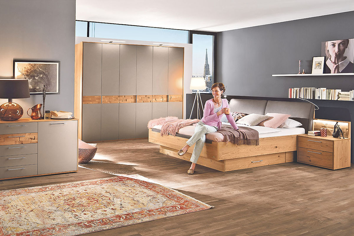 Schlafzimmer Capena 101007